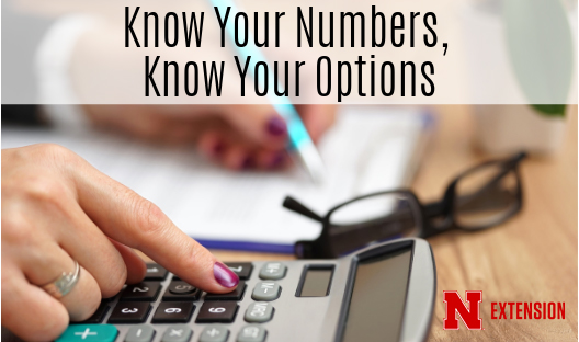 Know Your Numbers, Know Your Options Image