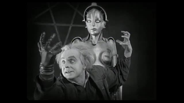 Frame by Frame logo image; links to Frame By Frame: Fritz Lang's Metropolis video