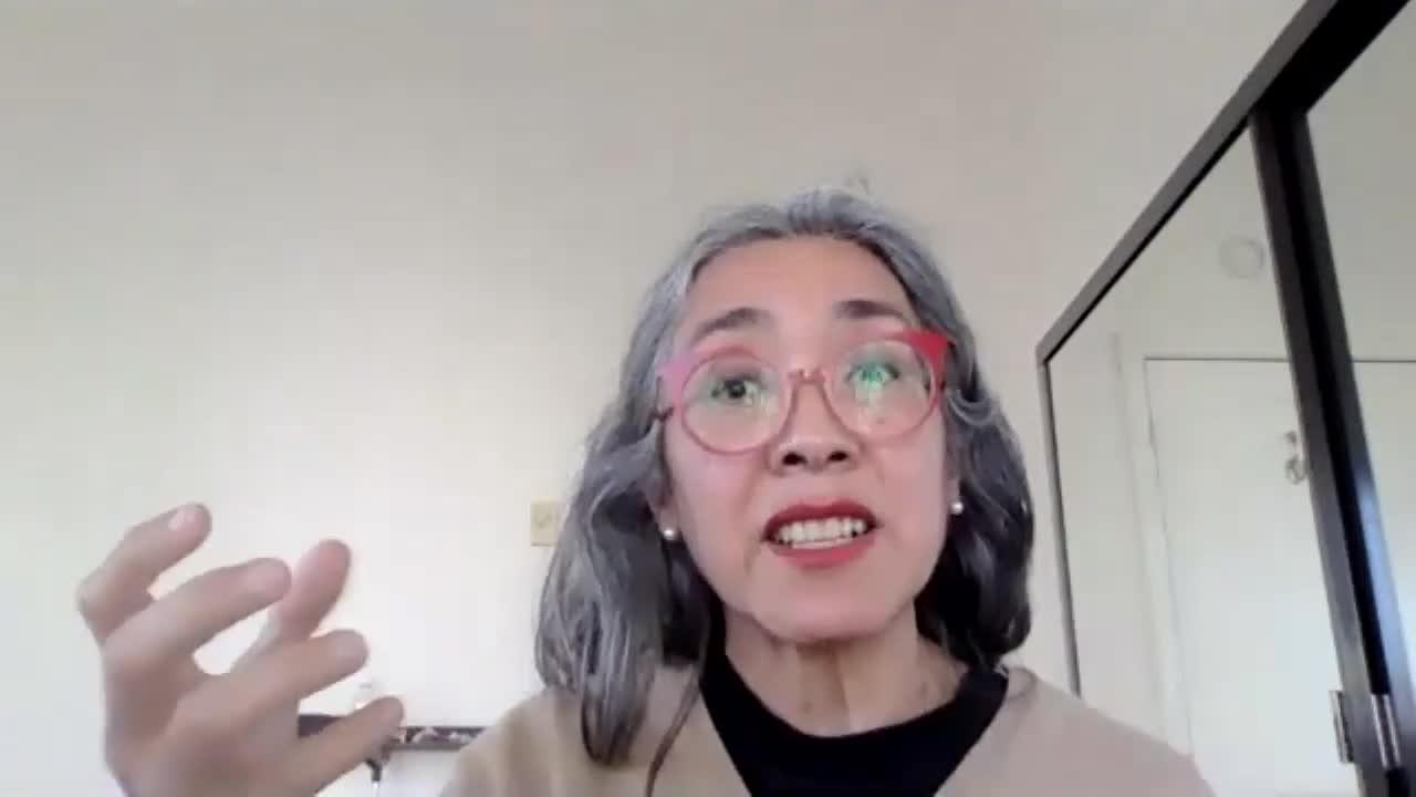 Video thumbnail; links to Cristina Rivera Garza video