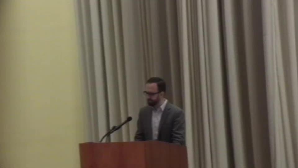 Video thumbnail; links to Adam Kotsko - Part 2 video