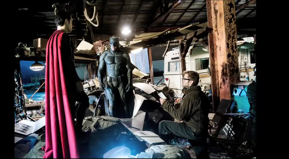 Frame by Frame logo image; links to Frame by Frame: Batman v Superman video