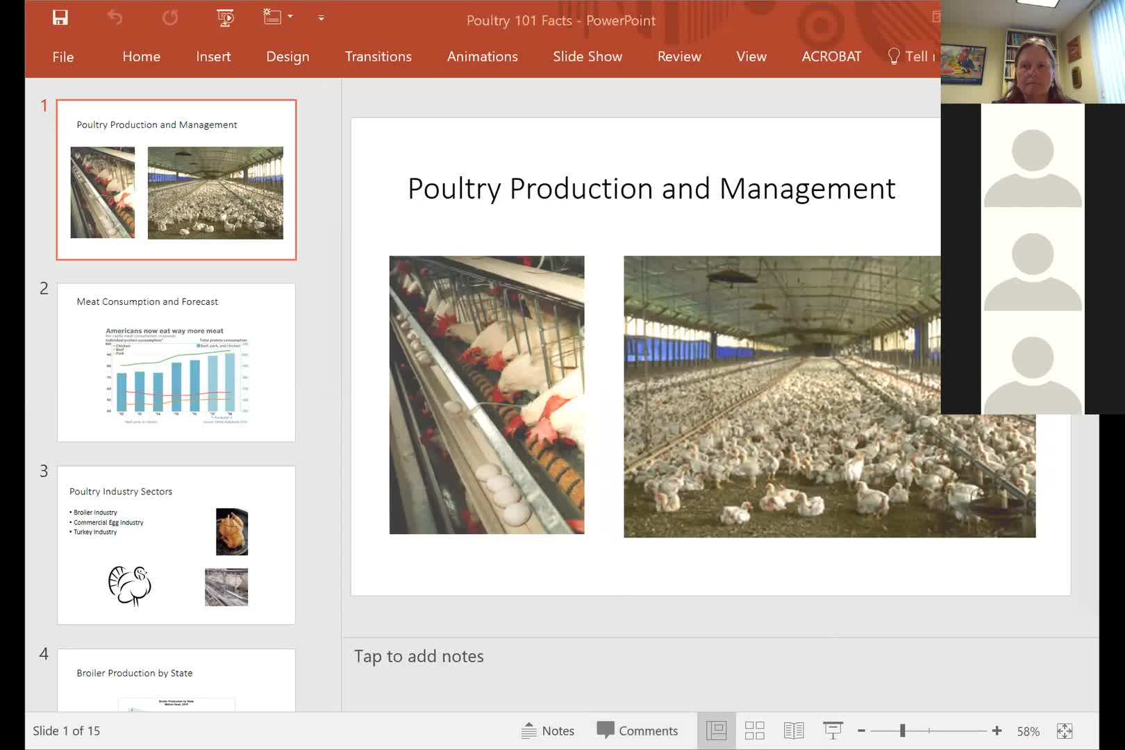 Poultry Expansion 101 Facts