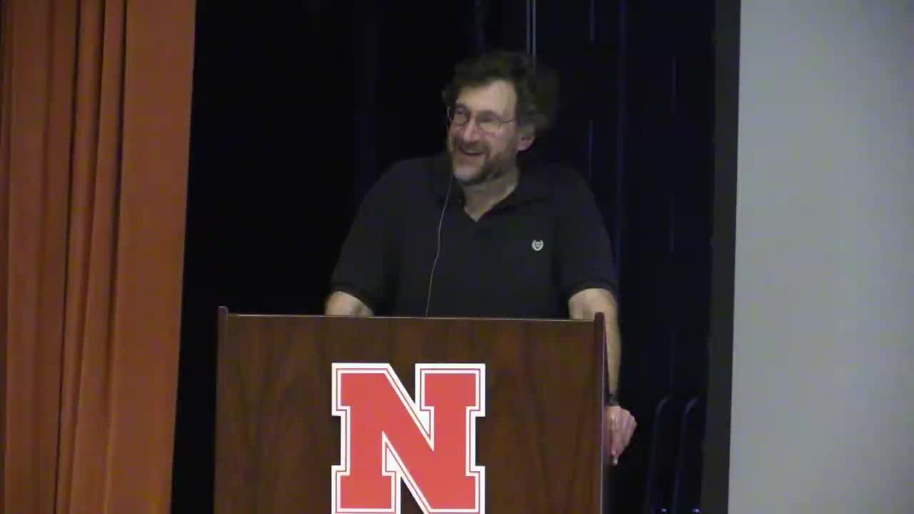 Dr. Richard Rebarber
