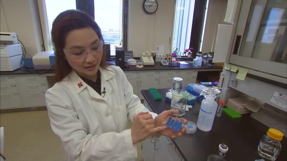 Rebecca Lai: Chemistry Magic