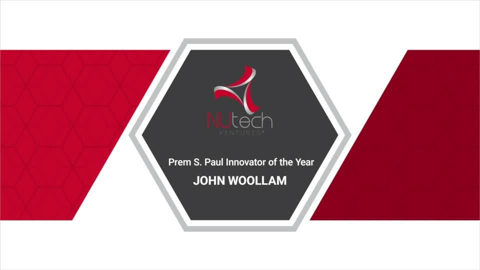 NUtech Award: John Woollam
