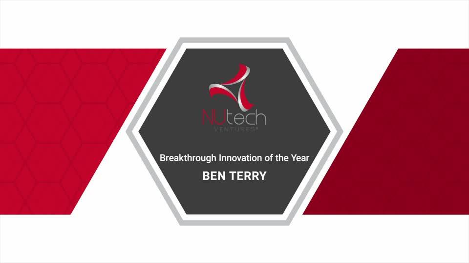 NUtech Award: Ben Terry