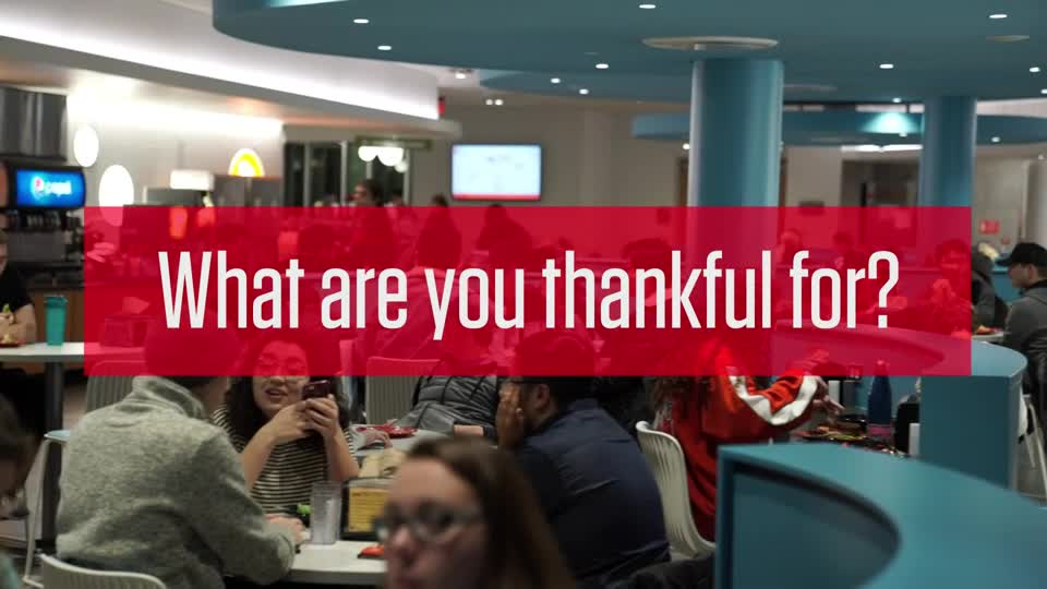 Ask Huskers: What Are You Thankful For?