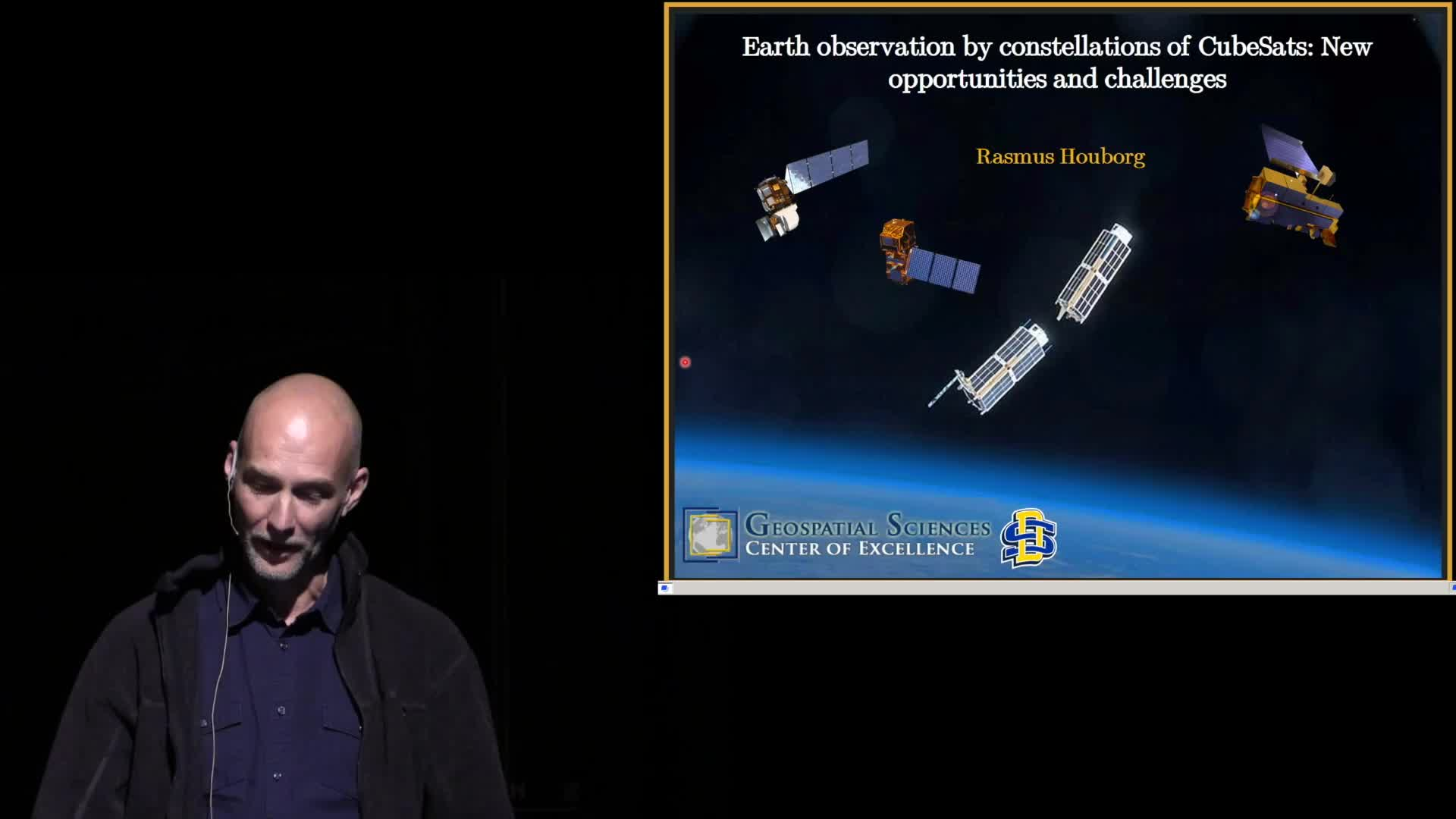 Earth observation by constellations of CubeSats: New