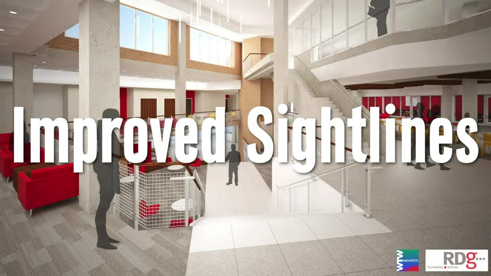 Nebraska East Union Renovation Teaser