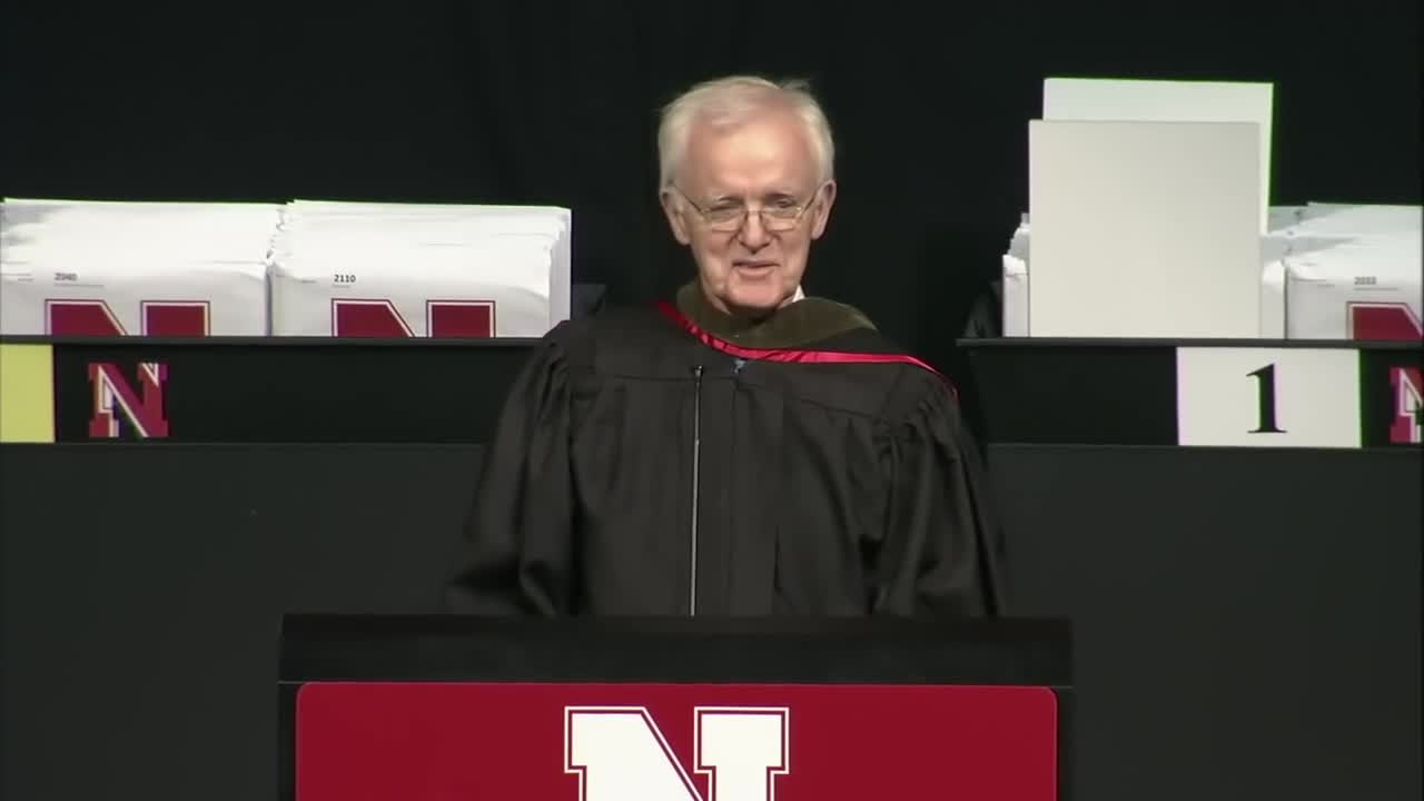 Bob Kerrey's Commencement Address