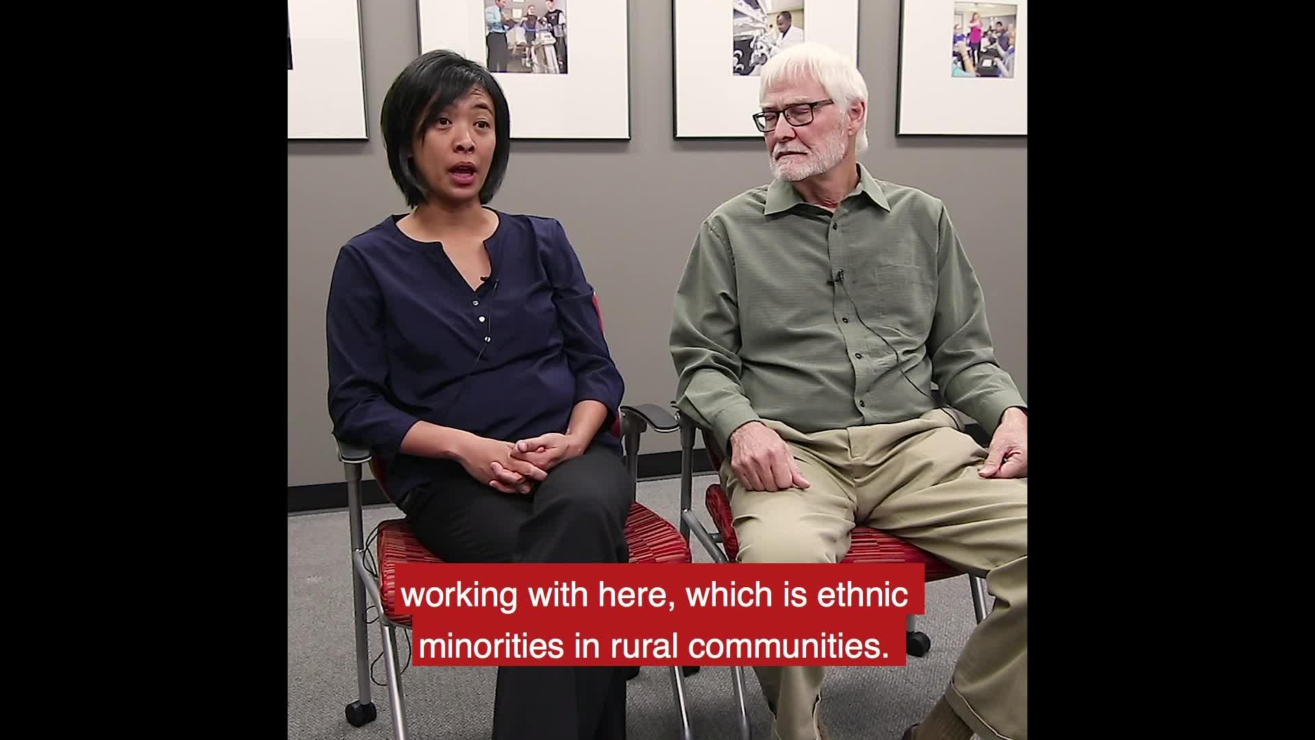 Study aims to enhance quality of life for rural Nebraska minorities, communities