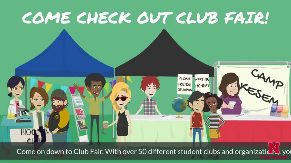 Club Fair Springfest