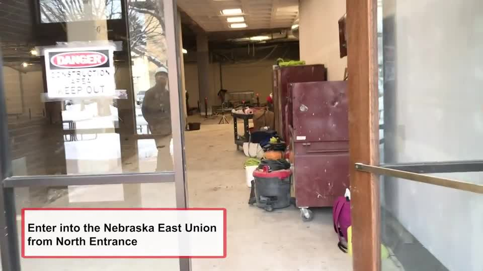 Nebraska East Union Behind the Wall Part 1