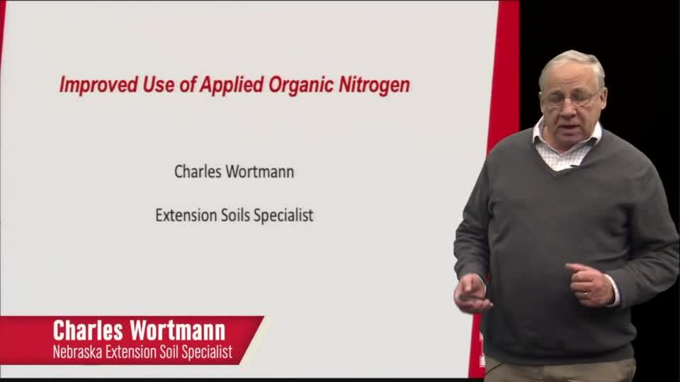 Manure Nitrogen Mineralization Research Update