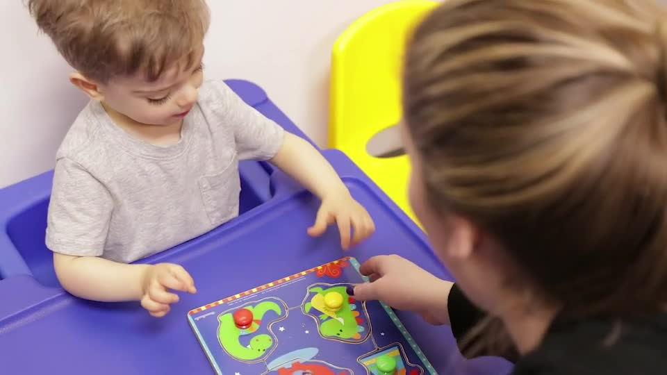 Autism Care for Toddlers (ACT) Clinic