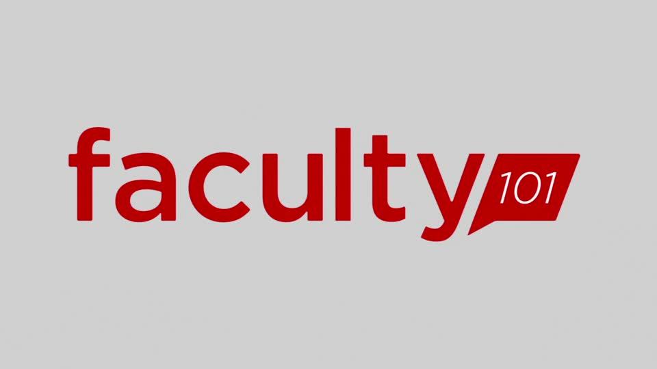 Faculty 101: Season 2