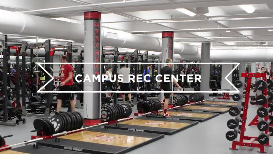 Campus Tours—Campus Rec Center