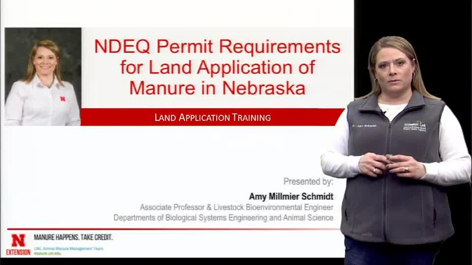 Land Application Regulations