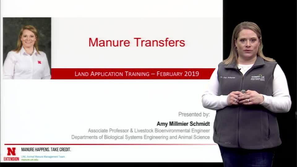 Manure Transfers