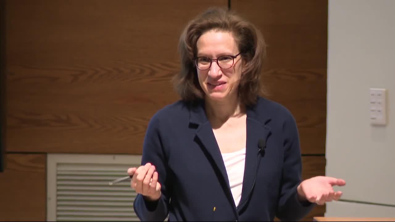 Margaret Holen, NCUWM 2019 Plenary Talk