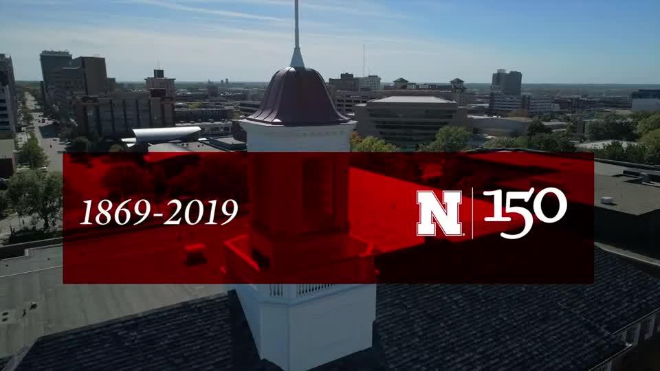 N 150 University of Nebraska 1869-2019