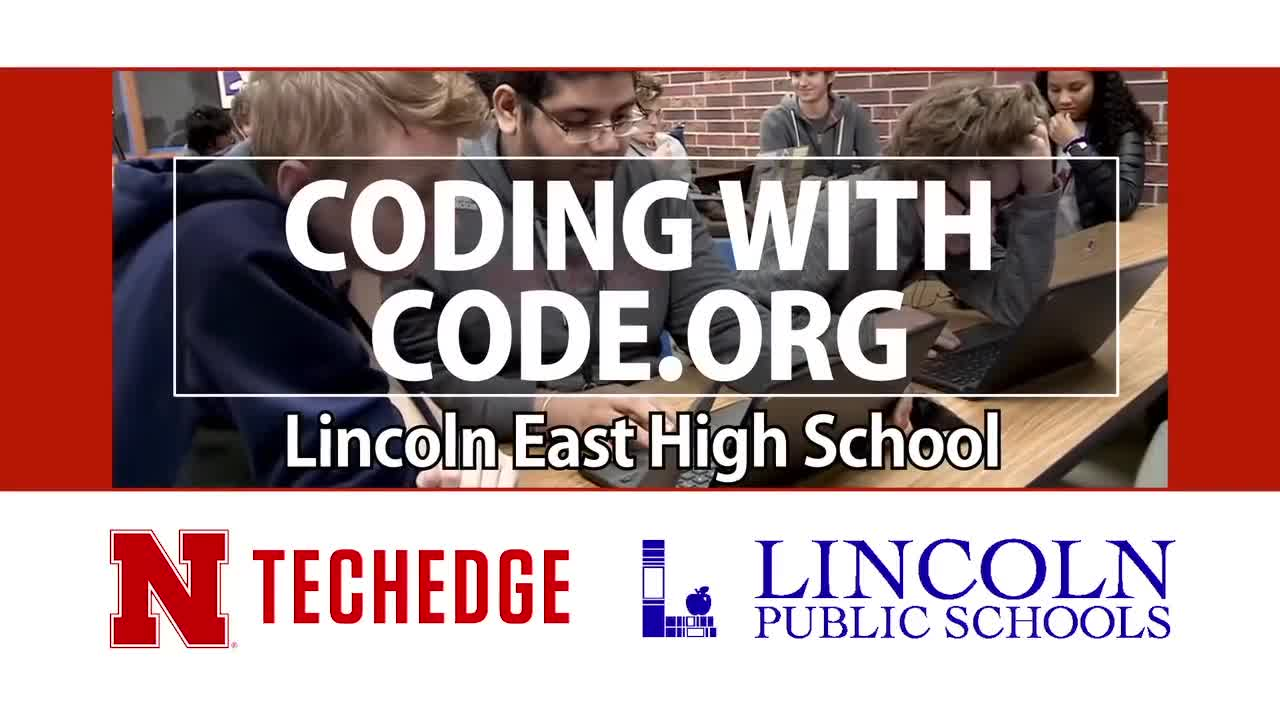 East High Students Coding with Code.org