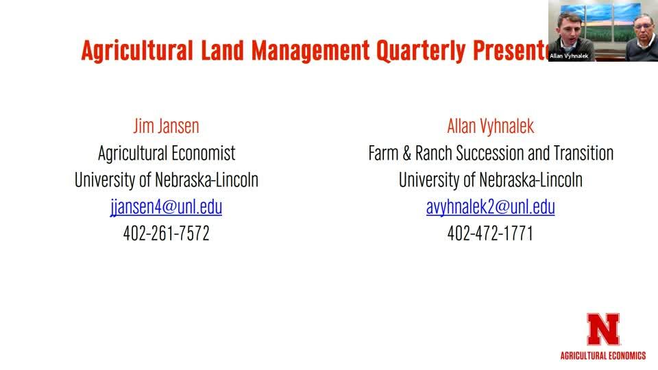 Ag Land Management Quarterly February 2019