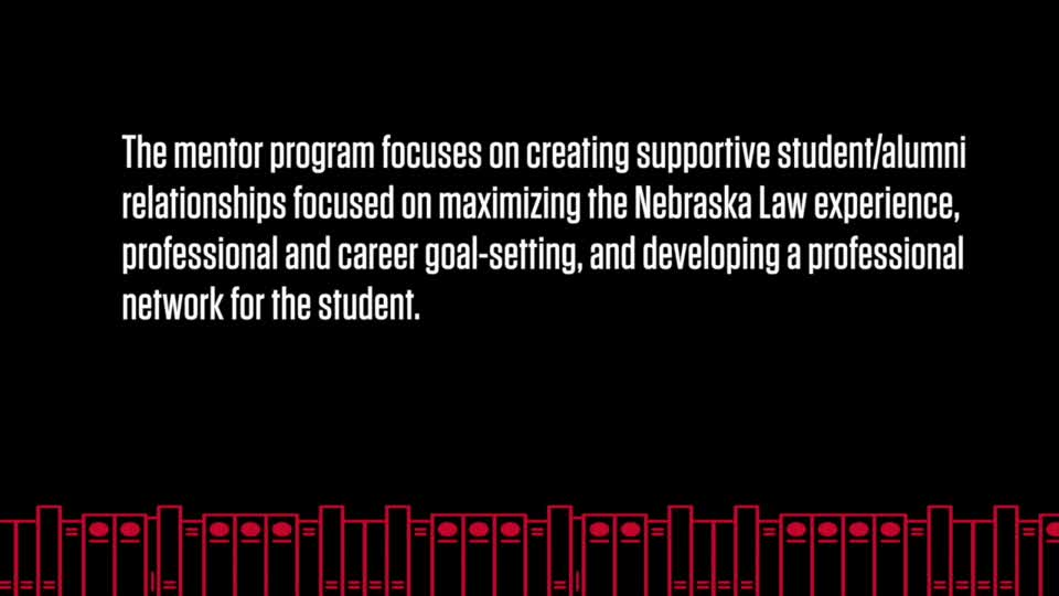Nebraska Law Mentoring Program
