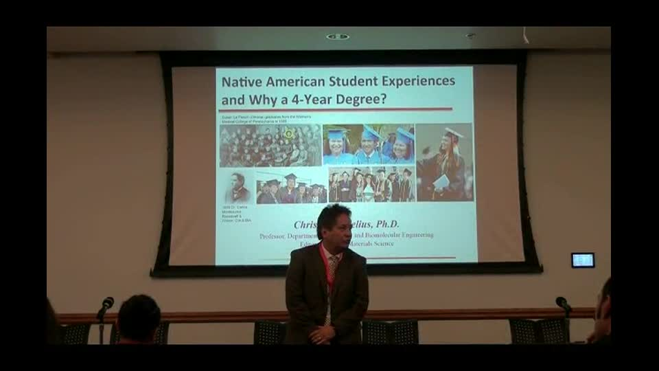 2018 MATC Scholars Program: Dr. Chris Cornelius