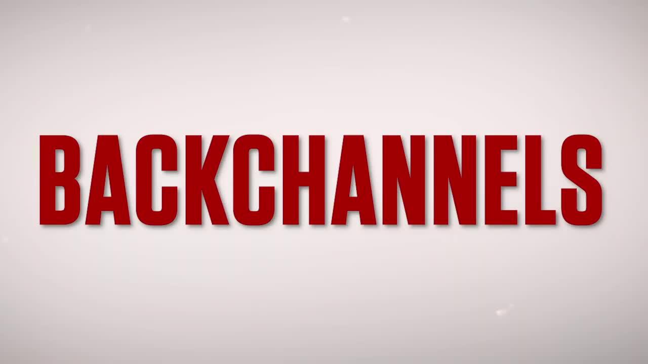 Tech EDGE, Innovation in Teacher Education - Episode 02, Backchannels