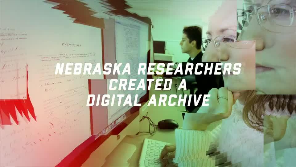 Nebraska Gives Voice to History