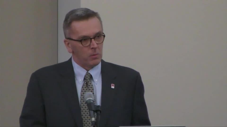 Nebraska Climate Summit: Opening remarks