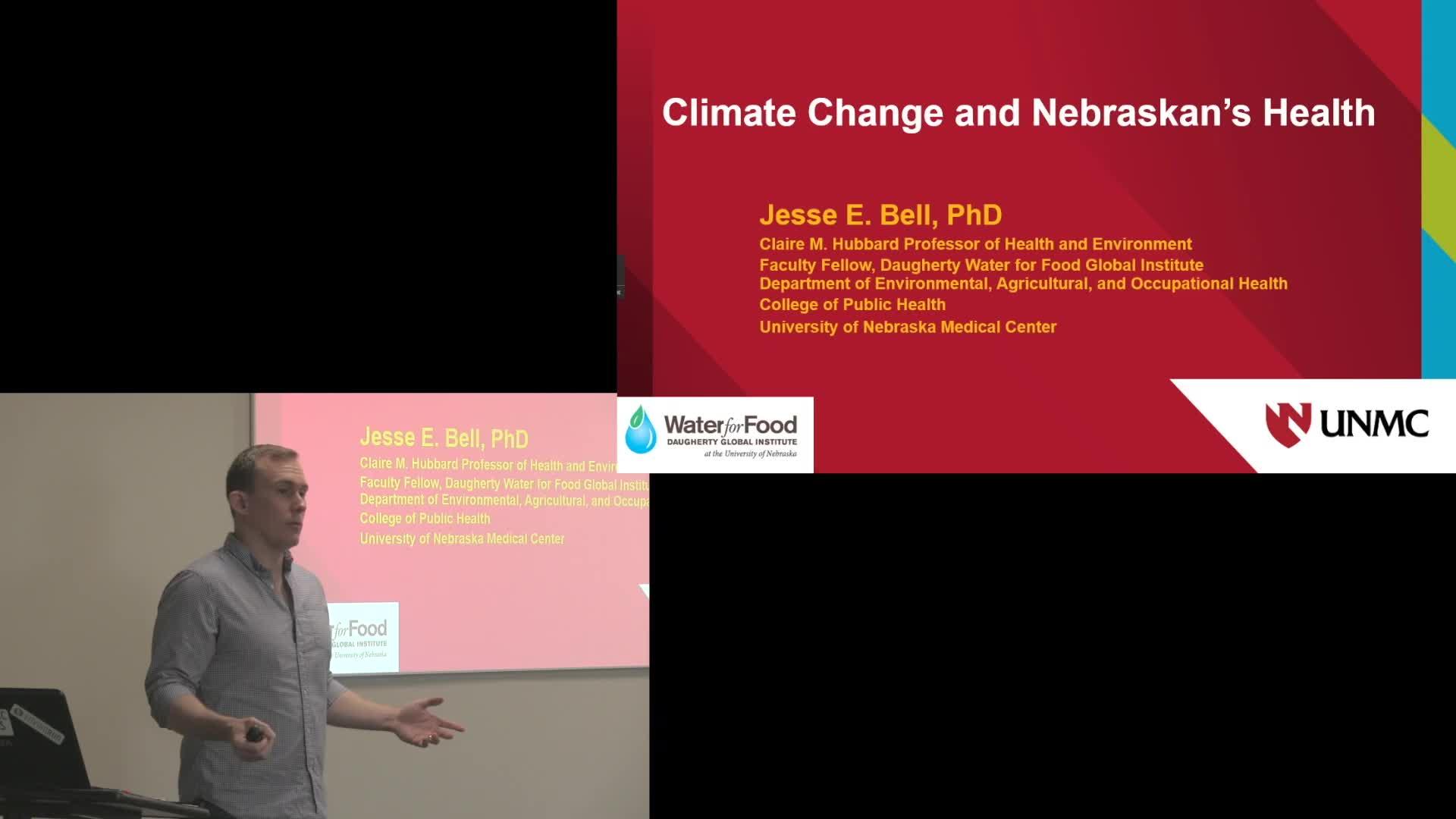 Climate talk 3