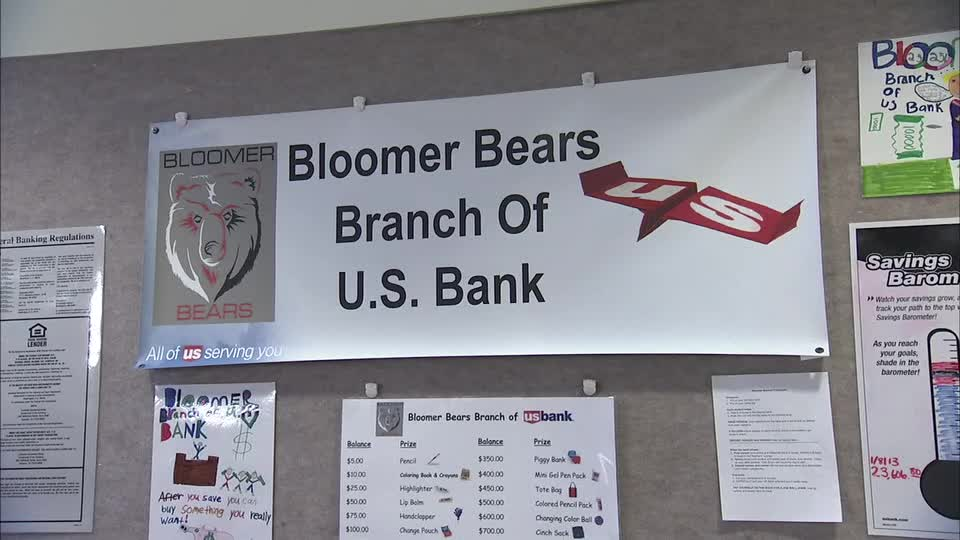 Banks in Schools