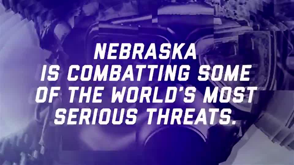 Nebraska Leads Defense Research