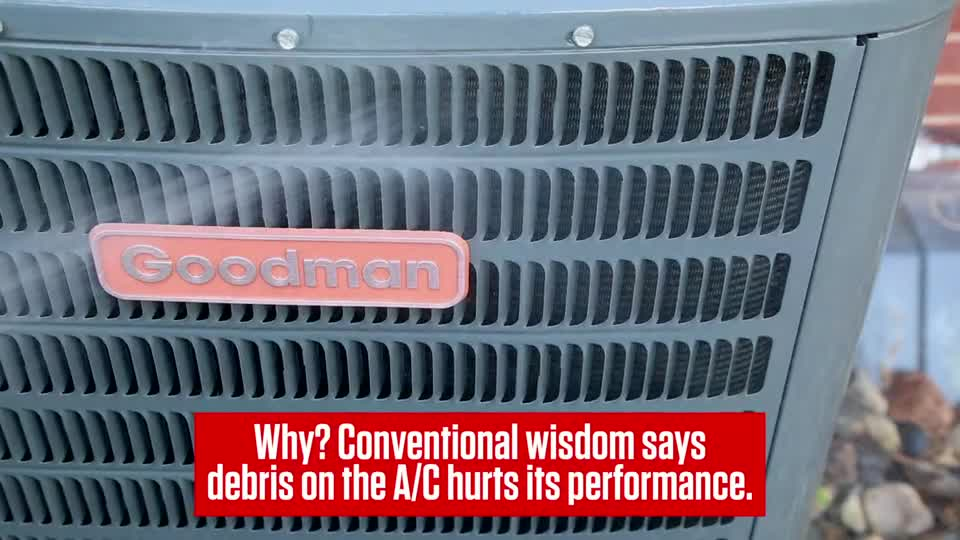 No Need to Clean the A/C, Says NU researcher