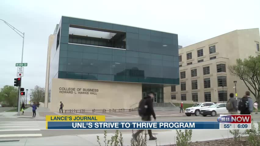 KOLN-TV: UNL's Strive to Thrive Program serves non-profits in Lincoln