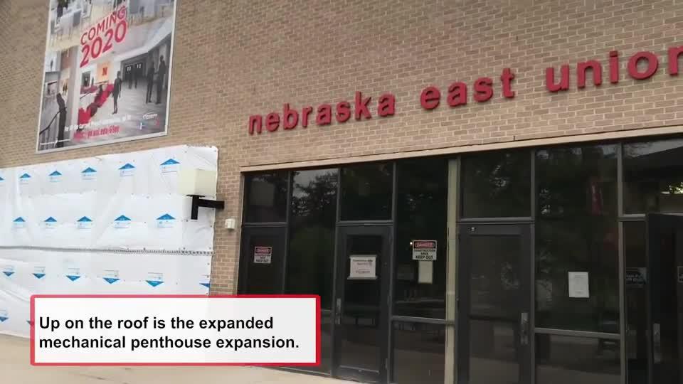 Nebraska East Union Behind the Wall Part 4