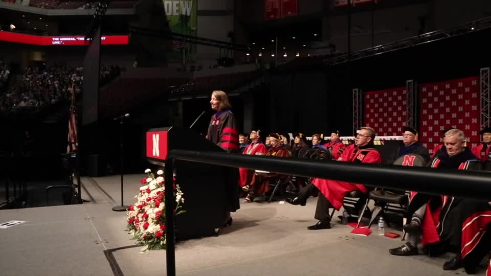 Richards-Kortum's Nebraska Commencement Speech