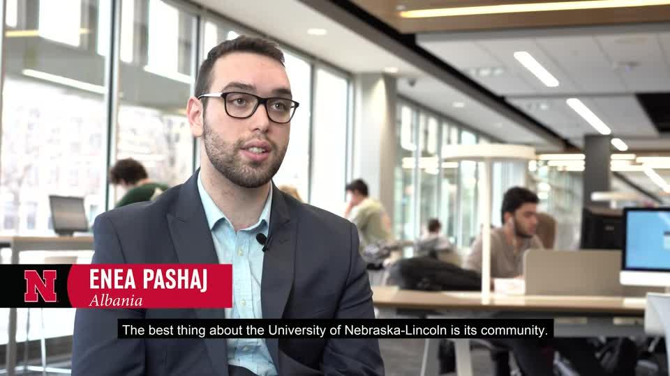 2019 International Graduates at Nebraska