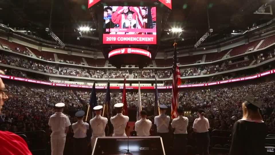 Nebraska Commencement 2019