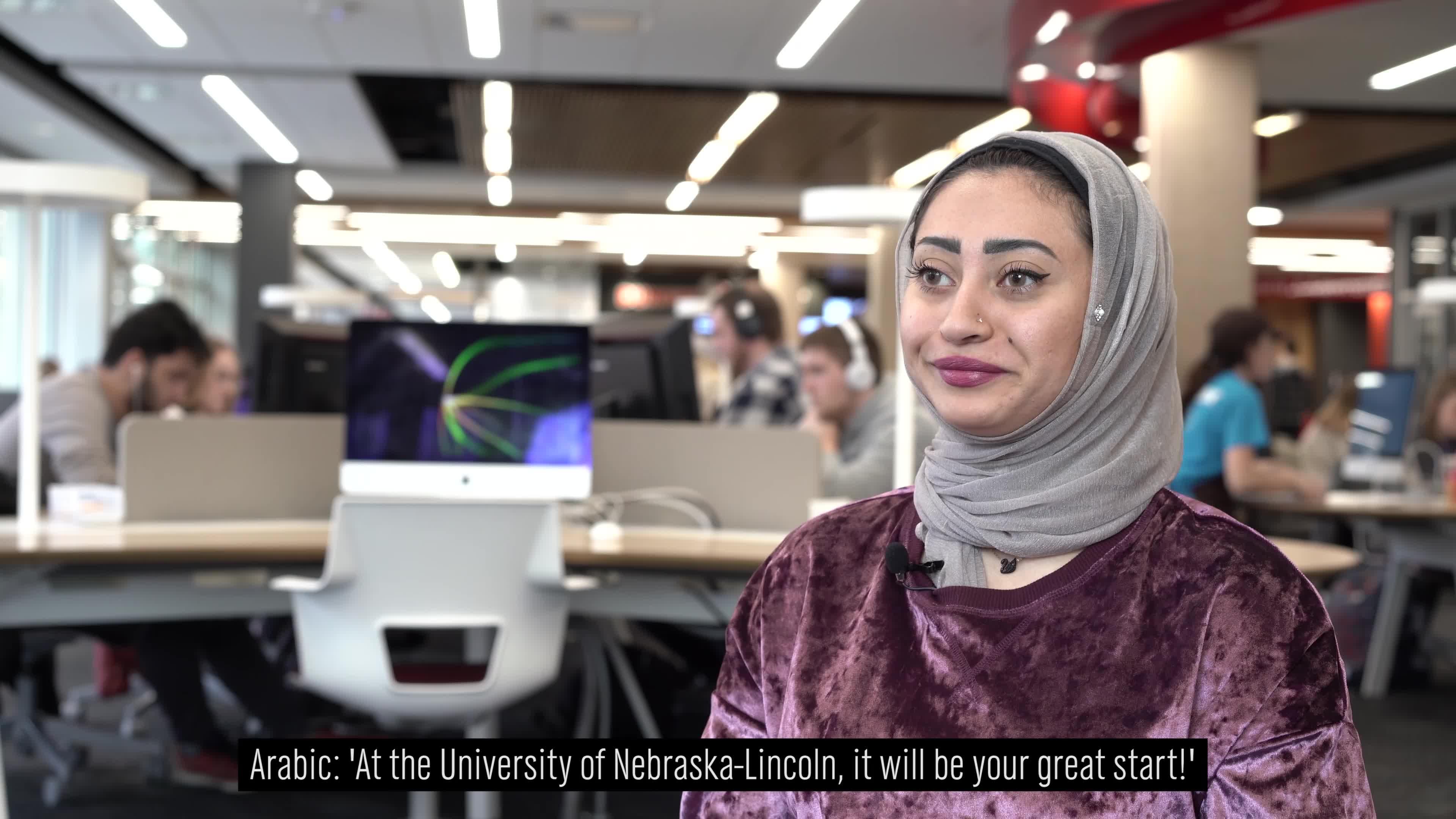 A Global Congrats to Husker Graduates