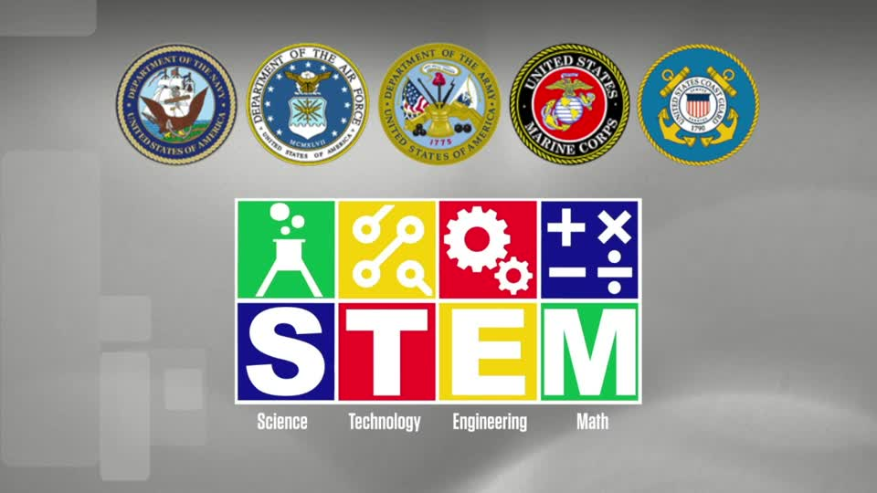 Military Provides Alternate Path to STEM Careers