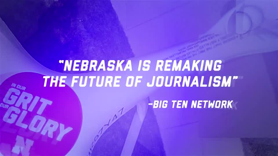 Nebraska Leads Drone Journalism