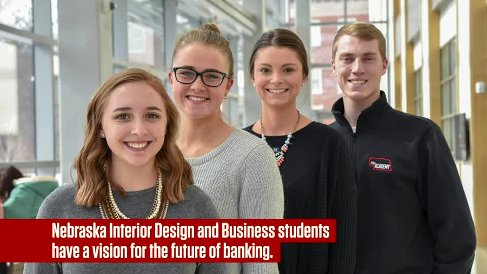 Interior Design and Business Students Win at Global Contest