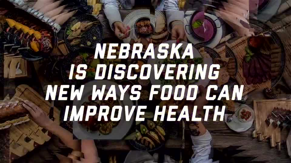 Nebraska Leads Food for Health Research