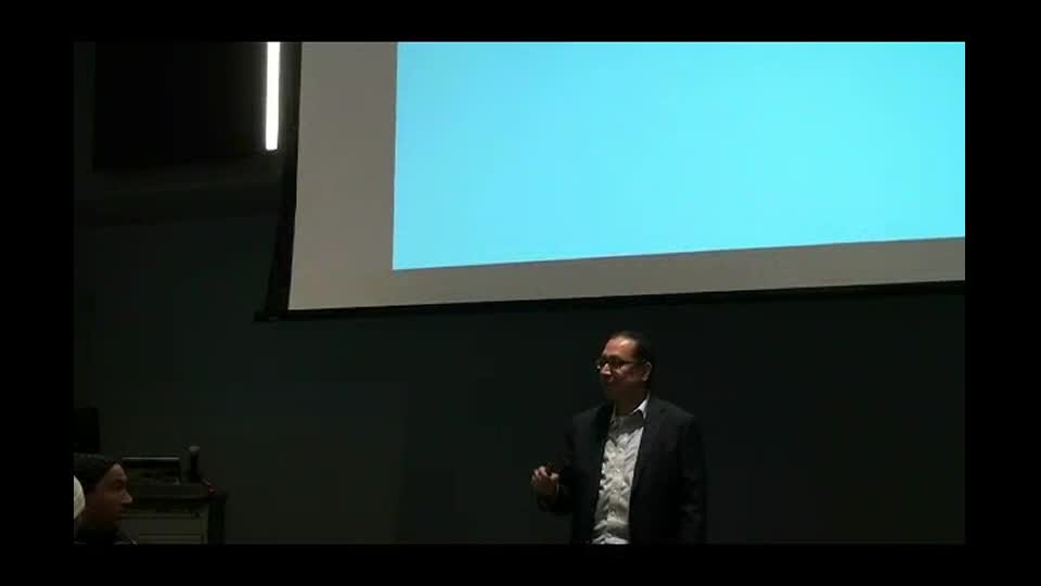 2018 MATC Scholars Program: Mr. Kevin Abourezk