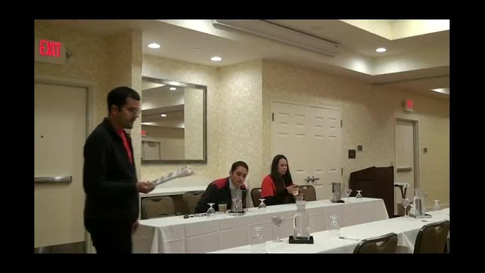 2018 MATC Scholars Program: Native Student Groups and Your Success Panel