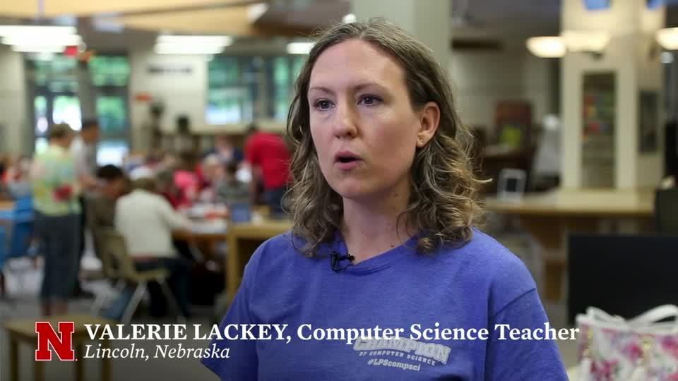 Training Computer Science Teachers