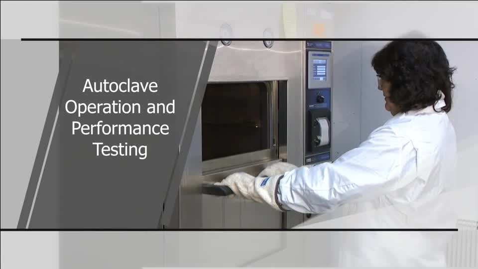 Autoclave Operation & Performance Testing